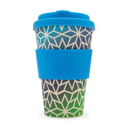 Ekologiškas ECOFFEE CUP puodelis Stagate, 400 ml